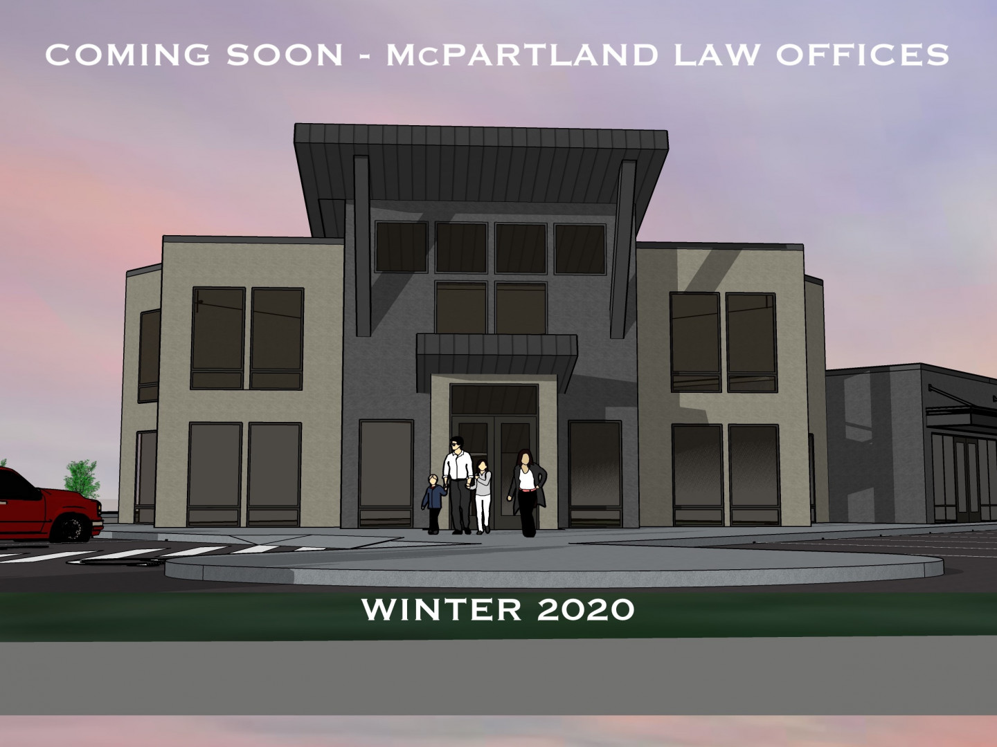 McPartland Law Offices New Location